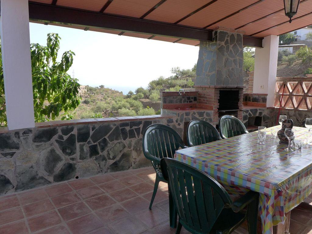 Villa Elena - Villa Andalusië Benagalbon