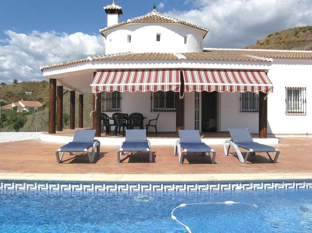 Villa Casa Olivo - Villa Andalusië Almachar