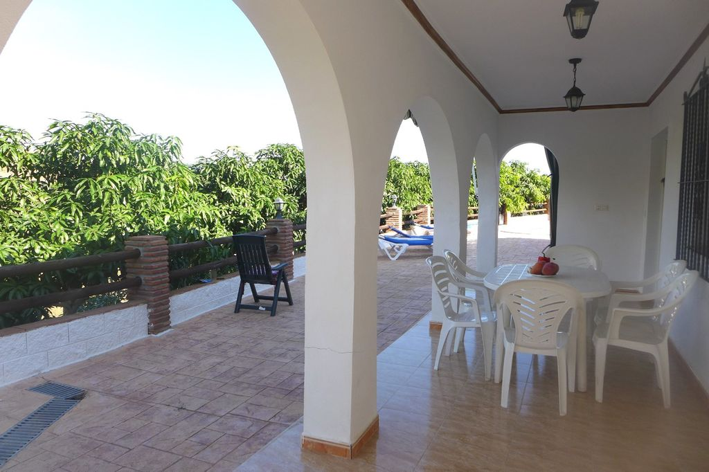 Casa Espana - Villa Andalusië Almachar