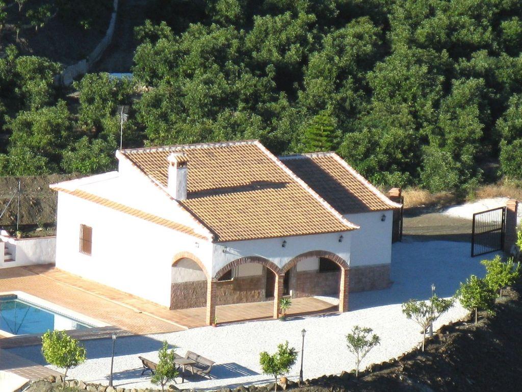 Casa Lucas - Vakantiehuis Andalusië Benamocarra