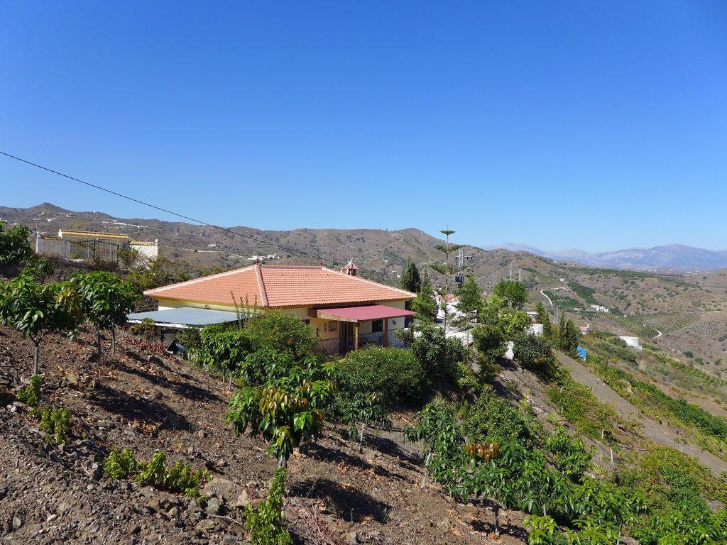 Casa de Alba - Villa Andalusië Iznate
