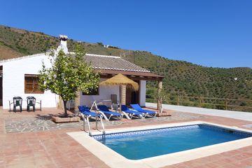 Casa La Carrera - Casa La Carrera - Vakantiehuis Andalusië El Borge