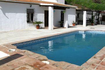El Rincon de Villazo - goedkoop landhuis Andalusië vakantiehuis, wifi, zwembad