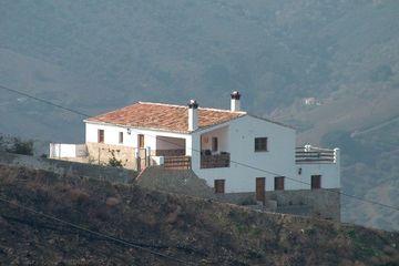 Casa Alejandro Almachar - familievilla Andalusië-groepsaccommodatie villa Zuid Spanje