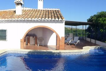 Casa Los Perales - Spaanse boerderij Andalusië natuur binnenland Zuid Spanje