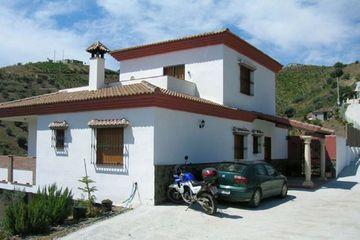 NIEUW Villa Guti - Villa bij Almachar een gezellig dorp in Andalusië