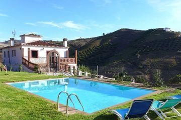Casa Trinidad - 3 vakantiewoningen Andalusië in landhuis groepsaccommodatie
