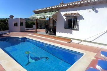 Casa Elena - Luxe villa Andalusie met airco ruim zwembad en internet