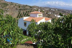 Villa Casa Paloma - Luxe villa Andalusie bij Almachar, Malaga 40km, zee 20km