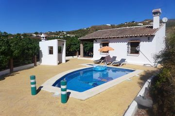 Casa Mango - Luxe villa in Andalusië met airco en privacy Zuid Spanje