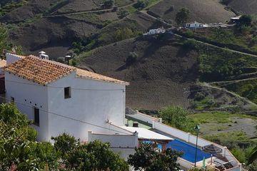 Casa Juan Manuel - Vakantiehuis Andalusië met airco op loopafstand van dorp