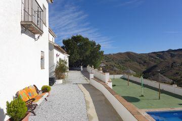Casita Los Mangos - Vakantiehuisje Andalusië+airco op Finca in echt Andalusië