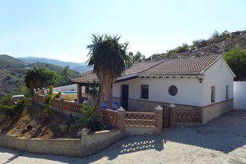 Casa Los Almendros - Casa Los Almendros - Vakantiehuis Andalusië El Borge