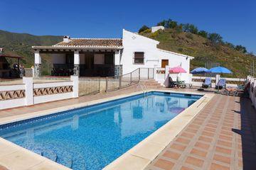Casa Herrero - Vakantiehuis Andalusië met wifi en groot zwembad Zuid Spanje