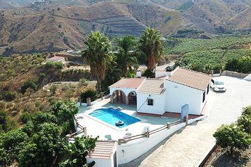 Casa Las Palmeras - Casa Las Palmeras - Vakantiehuis Andalusië Almachar