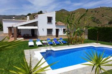 Casa El Caracol - Villa Zuid Spanje wifi zwembad airco verwarming