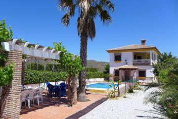 Casana - Casana - Kindvriendelijk Vakantiehuis Andalusië Almachar