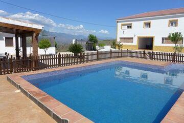Casa La Mena - Vakantiehuis op toplocatie in Andalusië zeer ruim en luxe