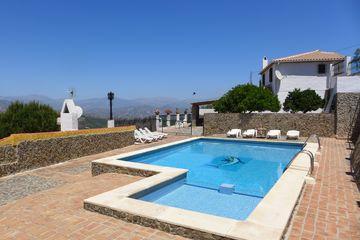 Casa Enrique Iznate - vakantiehuis bij Iznate: mooi dorp in Andalusië 8km van zee
