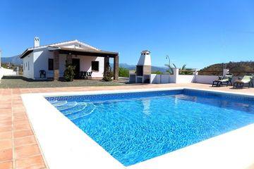 Casa Almachar - Vakantiehuis Almachar Andalusië Zuid Spanje midden Axarquia