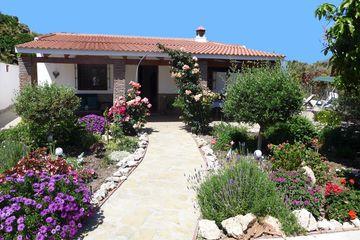 Casa Belen - villa Benamocarra vakantievilla Andalusië villa Zuid Spanje