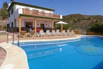 Casa Conchi - Casa Conchi - Vakantiehuis Andalusië Almachar