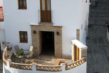 Casa El Porton - dorpshuisje Andalusië in El Borge vakantiehuis Zuid Spanje