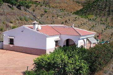 Casa Limon - Spaans vakantiehuis met zwembad, wifi, zeezicht Andalusië