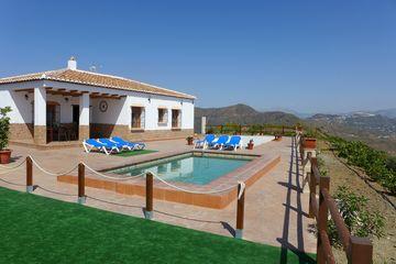 Casa Cristina - Casa Cristina - Vakantiehuis Andalusië Almachar
