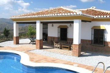 Villa Buenavista - Villa zwembad WIFI Zuid Spanje vakantiehuis privacy Spanje