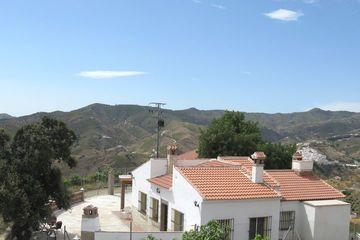 Casa Los Romeros - Goedkoop vakantiehuisje Andalusie Almachar Zuid Spanje