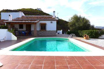 Casa Ramirez - Vakantiehuisje Andalusië voor genieters van rust en natuur