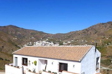 Casa Arroyo de la Palma - Vakantiehuisje op toplocatie bij Almachar dorp in Andalusië