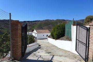 Casa La Huerta - vakantiehuisje Andalusië op loopafstand dorp Zuid Spanje