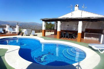 Casa Loma Valerio - Casa Loma Valerio - Vakantiehuis Andalusië Almachar