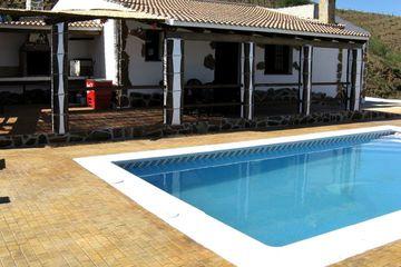 Casa El Pilon - vakantiehuis Zuid Spanje Andalusie zwembad wifi bbq natuur