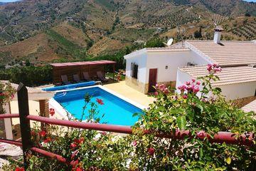 Casa Knela - Villa, privacy en gastenbverblijf in Andalusië Zuid Spanje