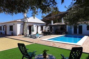 Casa Olivo Grande - Casa El Olivo Grande Andalusië Almachar El Borge