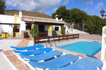 Casa Veronica - villa met privacy Andalusië vrijstaande villa Zuid Spanje