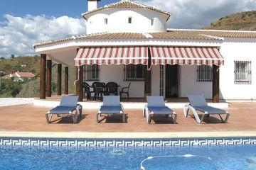 Villa Casa Olivo - luxe villa, zwembad, Zuid Spanje, Malaga 40km, zee 18km