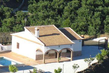 Casa Lucas - vakantiehuis met privacy Andalusië Benamocarra 12km zee