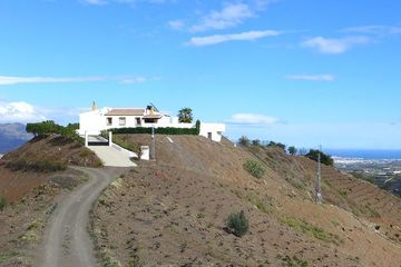 Villa Vista a Axarquia - luxe villa Andalusië toplocatie riante uitzicht Axarquia